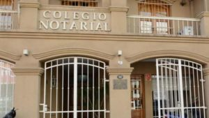 "Dictan cautelar para ""no modificar ni alterar"" documentación del Colegio Notarial"